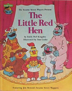 Thelittleredhen