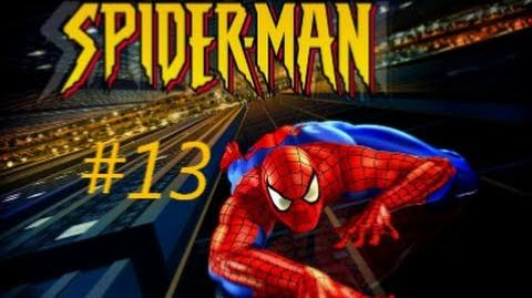 Spider-Man (2000) PS1 Walkthrough Part 13 Symbiotes Infest Bugle