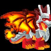 Dragón Medieval Fase 3