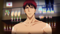 Kagami scan anime