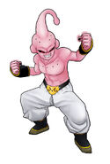 Majin Buu Kid 5