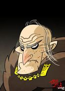 Walder Frey by The Mico