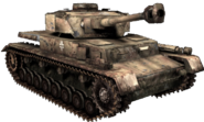 Panzer IV model CoD3