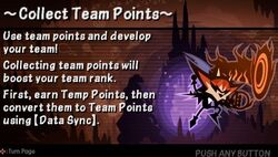 Collect Team Points