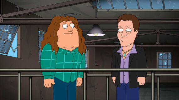 Family Guy Season 11 Episode 5 Joe's Revenge