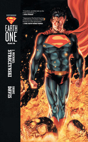 Cover for Superman: Earth One #1