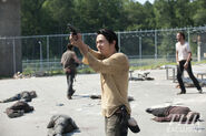 Ep 4 Glenn shooting
