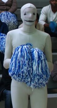 Cheerleader Being