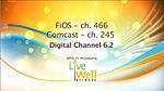 Live Well Network's Video ID With WPVI-TV Philadelphia Byline From 2012