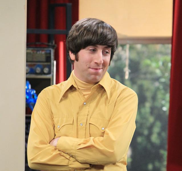 Big Bang Theory Howard