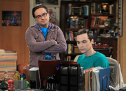 S6EP07 - Sheldon and Leonard