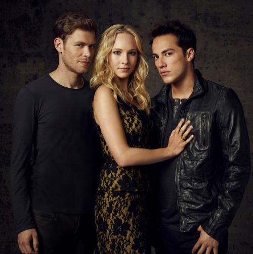 Klaus, Caroline, and Tyler - The Vampire Diaries Wiki ...