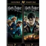 Harry Potter Double Feature Year 7 Parts 1 &amp; 2
