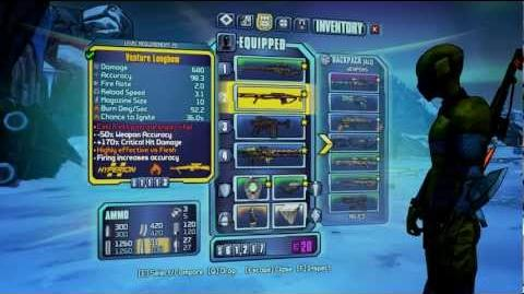 Borderlands 2 - Rolling Thunder - Legendary MIRV Bouncing Bettie Hybrid Grenade Mod