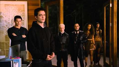 Breaking Dawn Part 2 Movie Clip