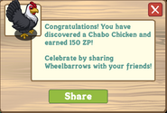 Chabo chicken