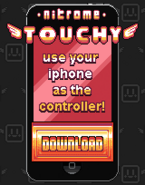 Nitrome Touchy Controller ad