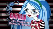 New Ghoul @ School - Ghoulia intro