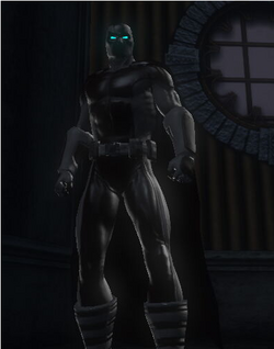 The Dark Guardian V2 Costume