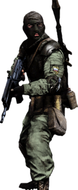 BFBC2 Russian Engineer