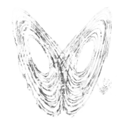 Glyph-Lorenz Attractor