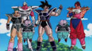 Turles and his Men Dragon Ball Heroes promo