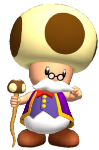 Toadsworth, Super Smash Bros. Brawl