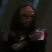 Klingon high council member 5, 2366