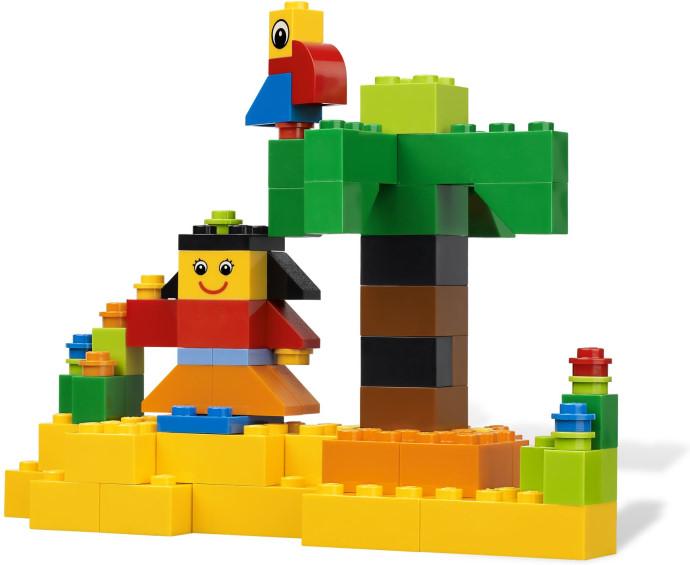 LEGO Duplo: Игровой набор кубиков LEGO.