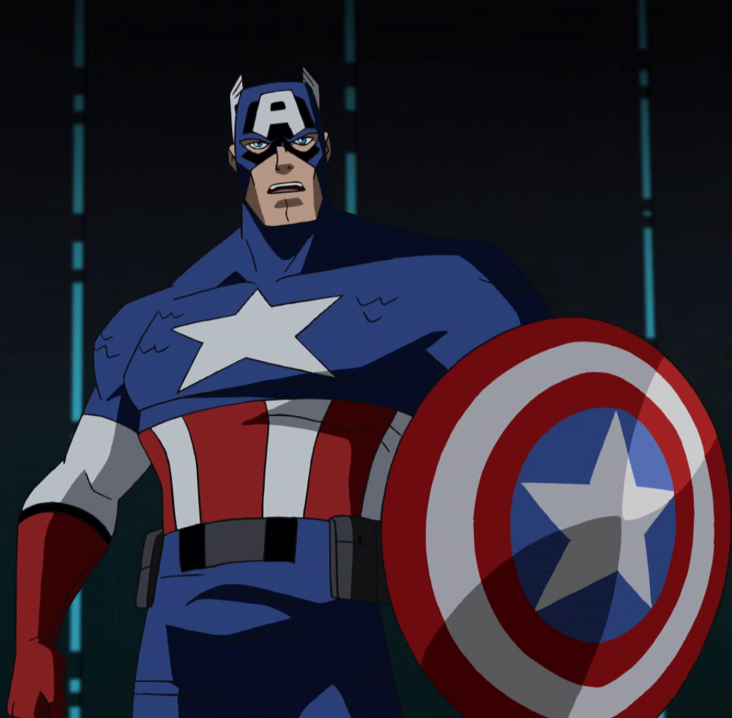 meet captain america avengers earths mightiest heroes wikia