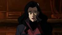 Asami devastated