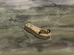 Iroh&#39;s sandal