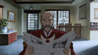 Fire Nation councilwoman&#39;s husband