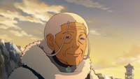 Elderly Katara