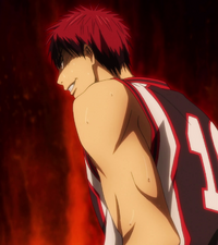 Kagami personality