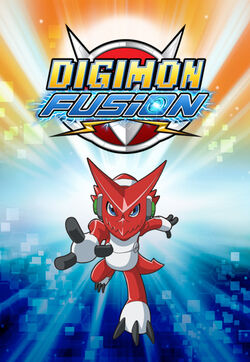 Digimon Fusion Promotional Poster