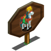 Jingle Bells Horse Mastery Sign-icon