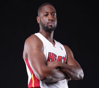 Dwayne Wade