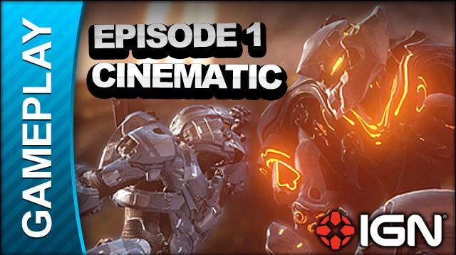 Halo 4 - Spartan Ops Legendary Playthrough - Episode 1 - Cinematic