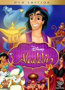 Aladdin Diamond Edition DVD Edition
