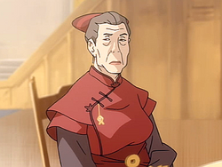 Fire Nation councilwoman