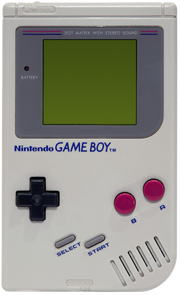 Game Boy (Grey Model)
