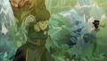 Korra freezes smoke grenades.png