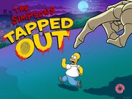 Treehouse of Horror Splash Screen
