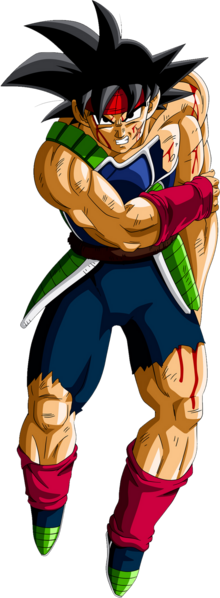 Render Dragon Ball Bardock