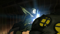 Lin Beifong fighting