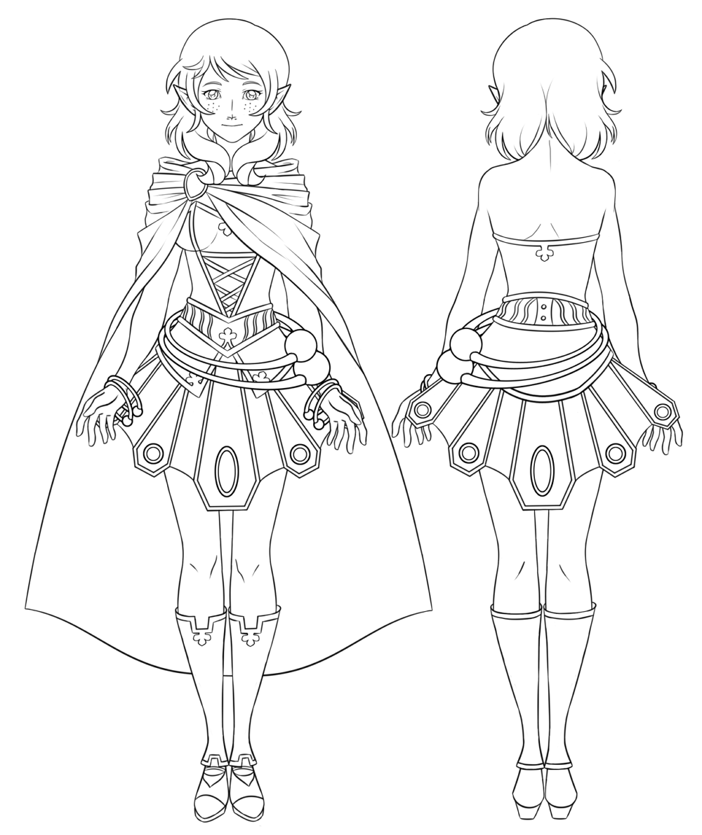 5770305745270033 as well 13468 Jackets Girl additionally 6400 also Sweethearts YCH Auction CLOSED 554980451 besides How To Draw An Easy Fairy. on paint pencil skirt