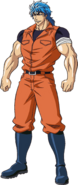 Toriko&#39;s Old Look