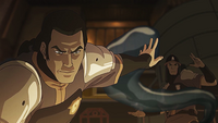 Tarrlok prepares to raid