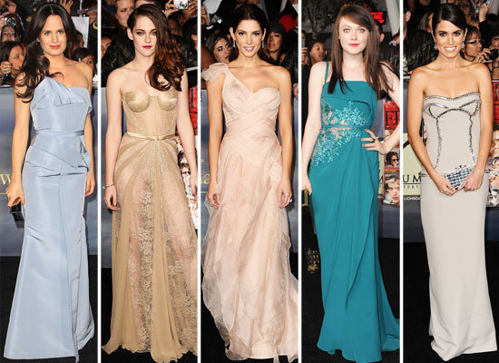 Twilightladies breakingdawnpt2premiere